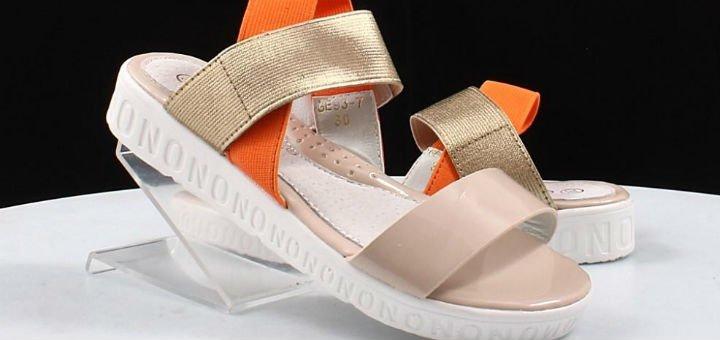 cd7162efe Детские босоножки в интернет-магазине ShoesSALE. Покупайте обувь для детей  по скидке.