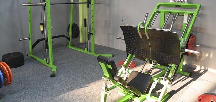 Lviv garage gym р Стрибки в висоту на вибування