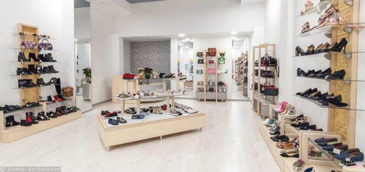 РАНДЕВУ - Магазин взуття у Львові на Pokupon.ua 0946b025ad853