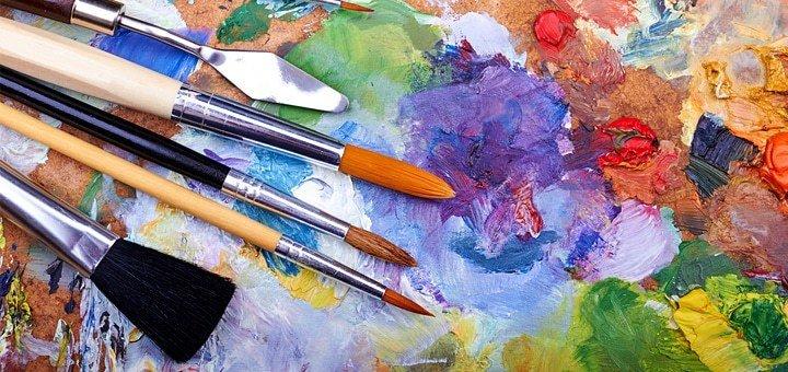 Мастер-класс по написанию картины маслом в художественной студии «Love-Art»