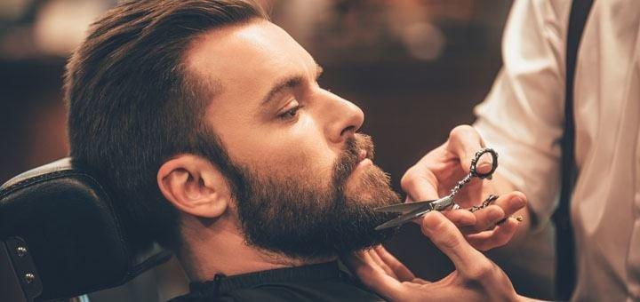 Женская и мужская стрижка, укладка, окрашивание волос, коррекция бороды в салоне красоты «Barberry»!