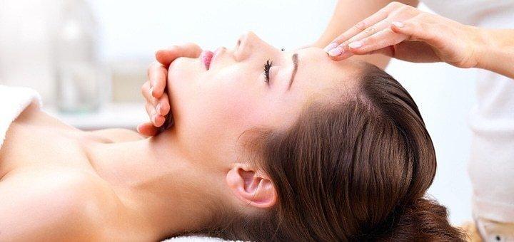 До 7 сеансов пластического массажа лица, шеи и декольте с уходом в салоне «Кристалл»