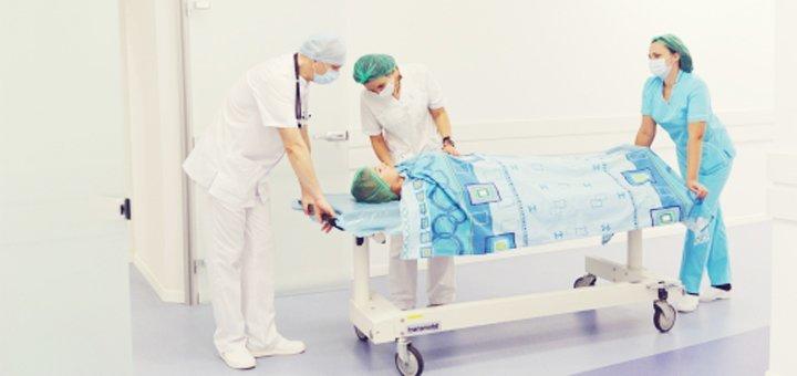 Обследование у флеболога при заболевании ног в медицинском центре «MediLand»