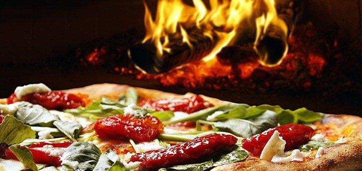 """Знижка на все меню піци від мережі піцерій на дровах """"Сiao Bella"""" у Львові!"""