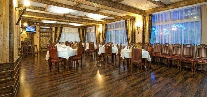 От 3 дней отдыха в комплексе «Admiral-SPA» в Славском