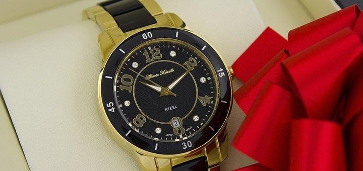 Настоящие мужские и женские часы Alberto Kavalli