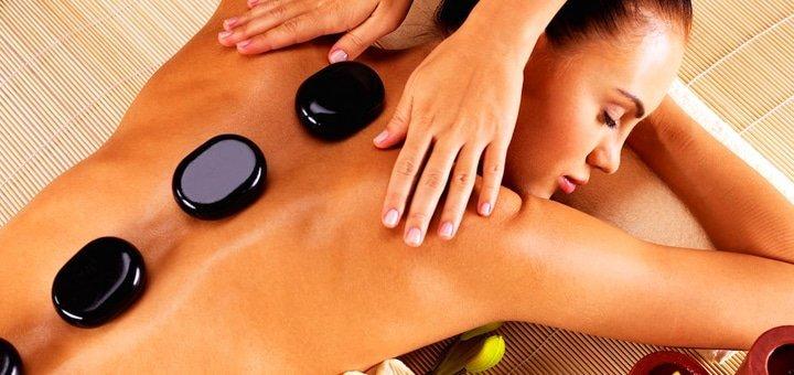 До 3 SPA-сеансов «Теплое прикосновение» с лечебным стоун-массажем в студии «Bliss»