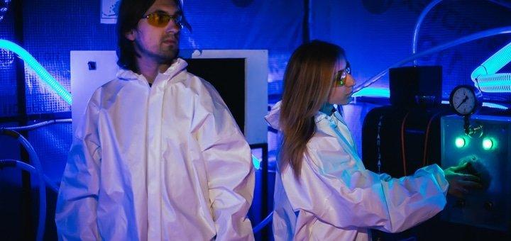Відвідування квест-кімнати «Лабораторія Cooking Bad» для компанії до 4 осіб від «Escape Quest»