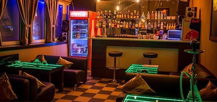 Классический кальян + коктейли или чай в мужском клубе «Men's Club Angels»