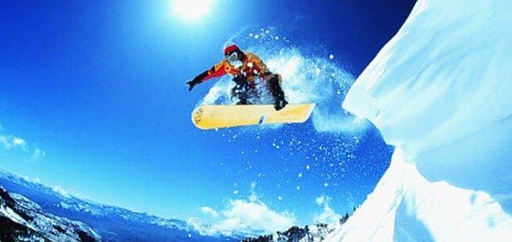 3 полных дня катания в увлекательном горнолыжном туре на Драгобрат