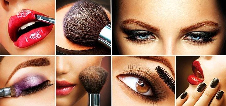 Профессиональный курс «Макияж для себя» от школы «Beauty Masters» и фотостудии «JOY»!
