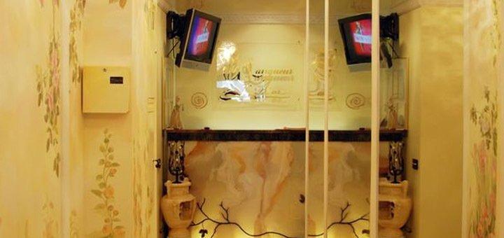 SPA-программа «Эликсир молодости с красным вином» для одного или компании в салоне «Langueur D`or»