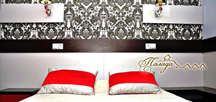 Лучший зимний отдых во Львове! 2, 3 или 4 дня отдыха для двоих в отельном комплексе «Палада» от 610 грн.!