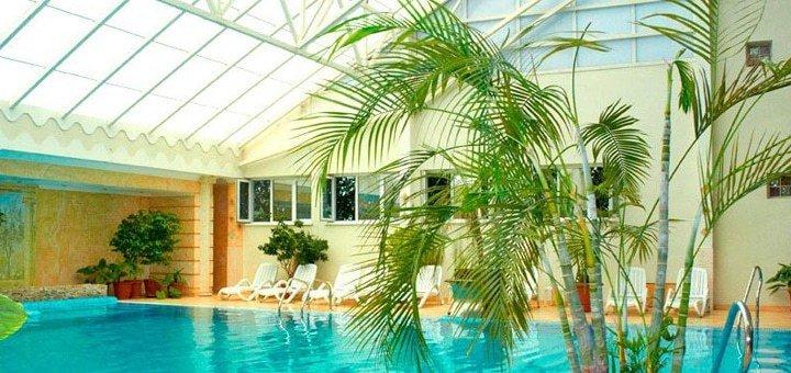 3 дня отдыха в четырехзвездочном отеле «Морской» в Одессе