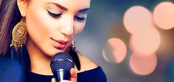 Индивидуальные уроки обучения вокалу в школе вокала «Мастер»