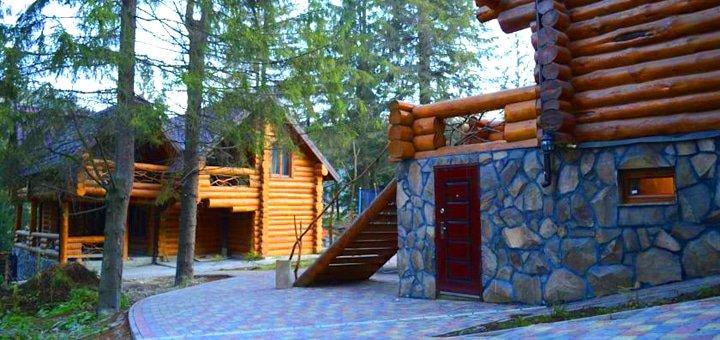 От 3 дней отдыха в туристическом комплексе «Drin-Lux» в Славском