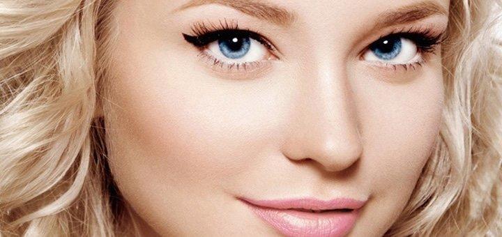 Семи-перманентный макияж лица в студии перманентного макияжа «The Beauty Room» на Подоле