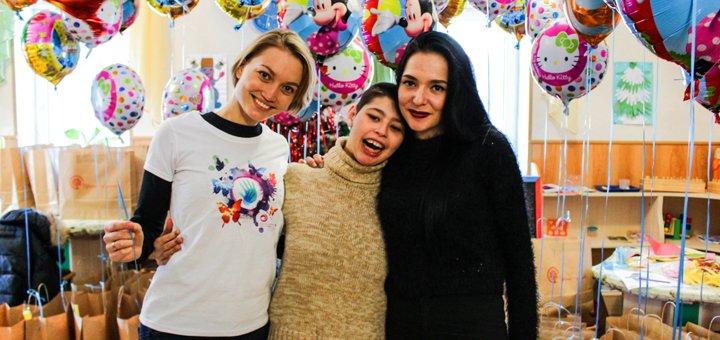 Поможем деткам из Пугачевского детского дома-интерната вместе с благотворительным фондом «К Сердцу»