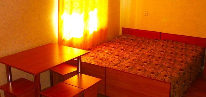 От 3 дней семейного отдыха с питанием на базе отдыха «Січ» в Каролино-Бугазе. Заезд с 15.05.2017 по 30.06.2017