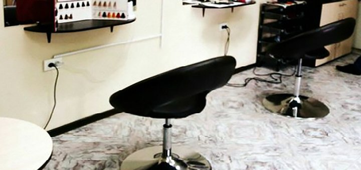 Классический педикюр, покрытие гель-лаком Kodi Professional, Kodi «Moonlight», My Nail в новом салоне красоты «Динаре»