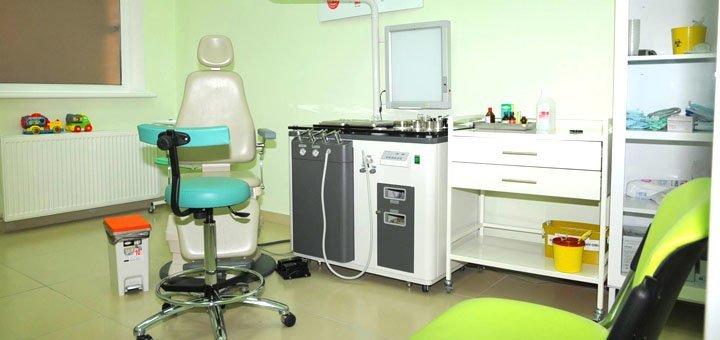 Консультация и обследование у педиатра в медицинском центре «Киндермед»