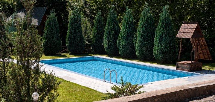 От 4 дней отдыха для двоих в отеле «Club Visson» в Карпатах