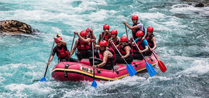 Рафтинг-тур на реке Черный Черемош с проживанием в отеле и всем снаряжением