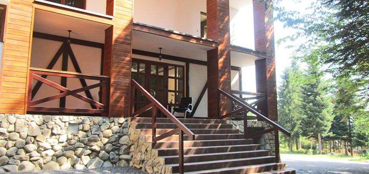 От 3 дней отдыха в новом отеле «Карпатська модрина» в Мигово