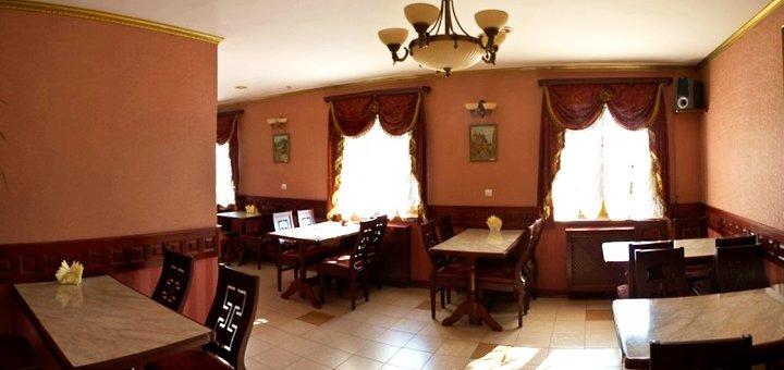 От 3 дней отдыха для двоих в отельном комплексе «Палада» во Львове