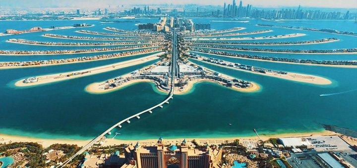 Скидка 1000 грн на участие в программе «Работай и путешествуй в Дубае» от компании «Intership»