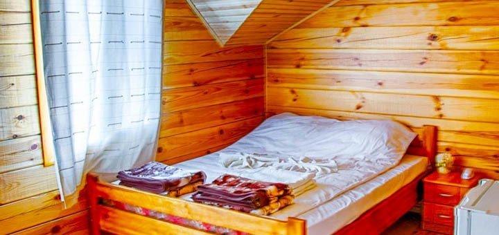 От 4 дней отдыха на Шацких озерах в отеле «Nester-House»
