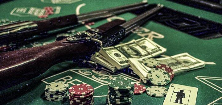 Посещение квест-комнаты «Карты, деньги, два ствола» от «QuestRoom»