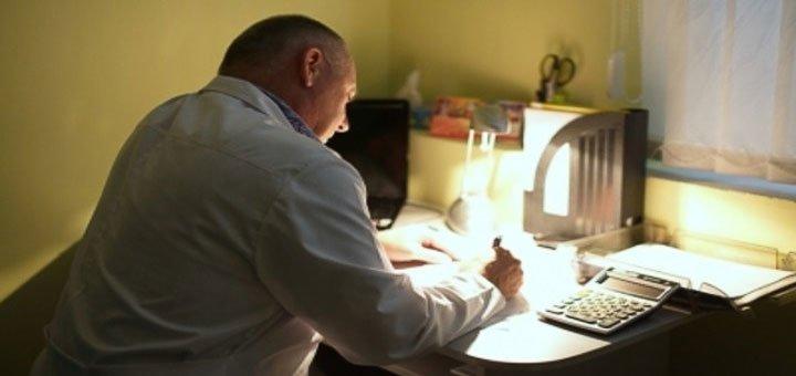 Комплексное ультразвуковое обследование организма для мужчины или женщины в клинике «VIP ТЕСТ»