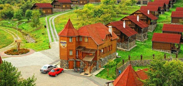 От 4 дней отдыха в комплексе «Легенда Шаян» в Закарпатье