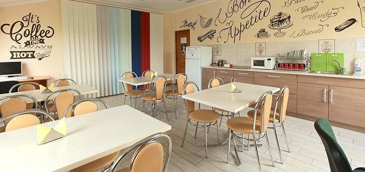 От 3 дней отдыха для двоих или троих в гостиннице «Экотель» во Львове