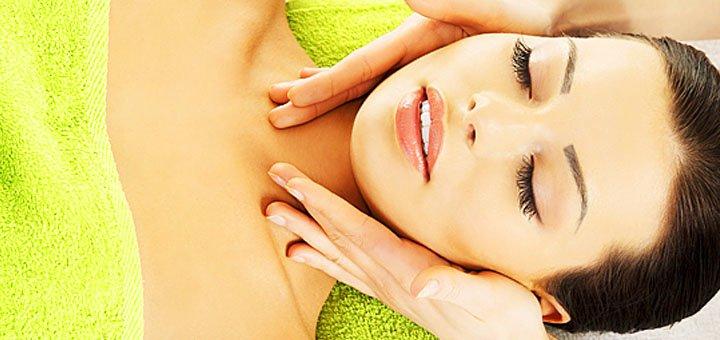 До 10 сеансов массажа лица с гиалуроновой кислотой в кабинете красоты Забияка Натали