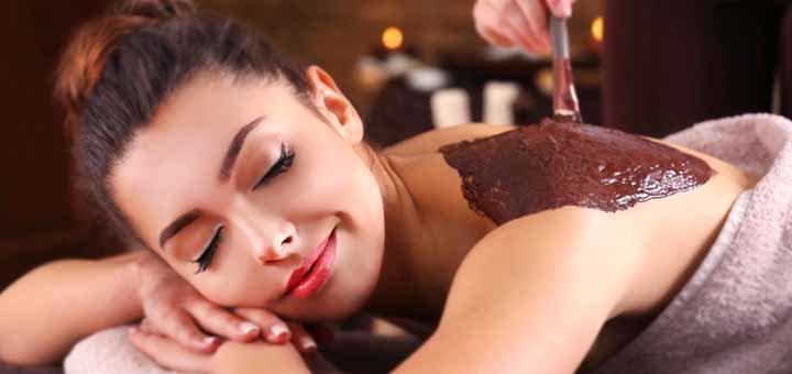 До 5 сеансов SPA-программы «Шоколадный день» в кабинете косметологии и массажа Ольги Репиной