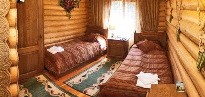 От 4 дней отдыха в отеле «Арника» у легендарного озера Синевир