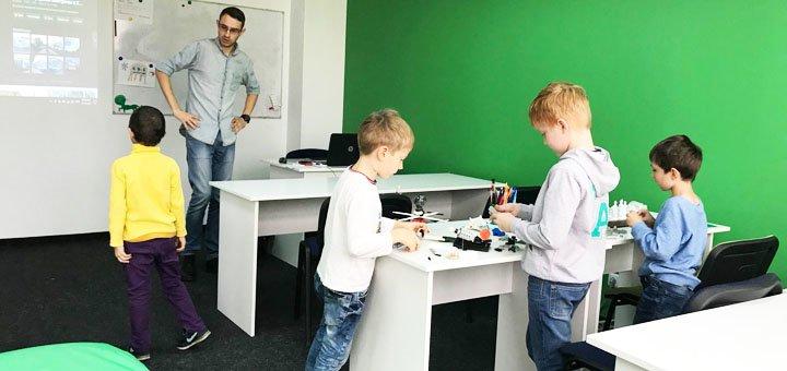 День полного погружения в IT-сферу в школе для детей «Main School»