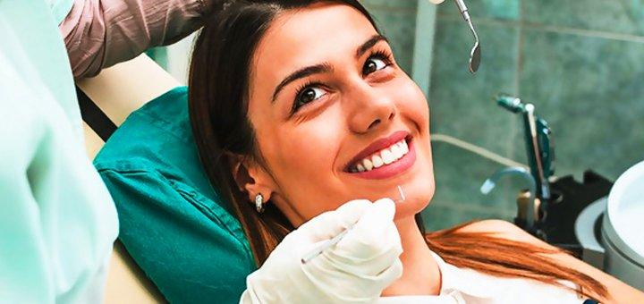 Скидка до 60% на профессиональную чистку зубов в ООО «Городской стоматологической поликлинике»