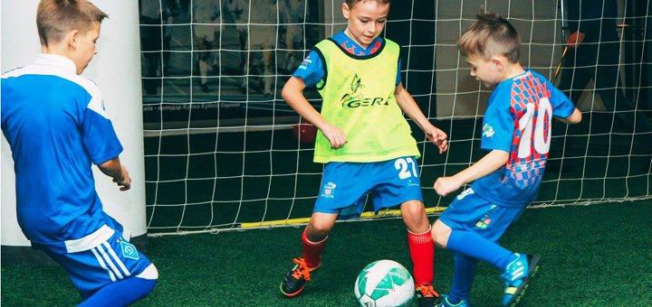 До 12 тренировок по футболу для детей в школе «Арсенал-KIDS»