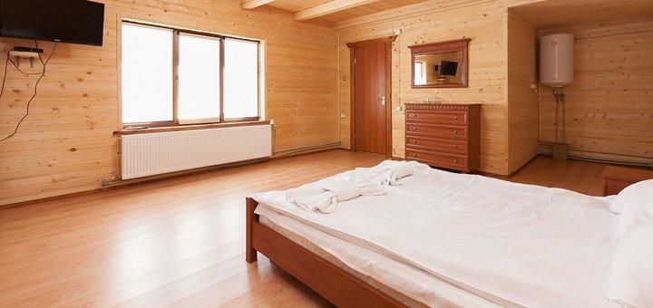 От 3 дней отдыха с питанием и баней в роскошном отеле «Юрая» в Ворохте возле Буковеля