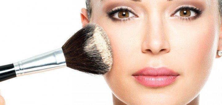 Курсы визажа в школе визажа «Make Up Star»