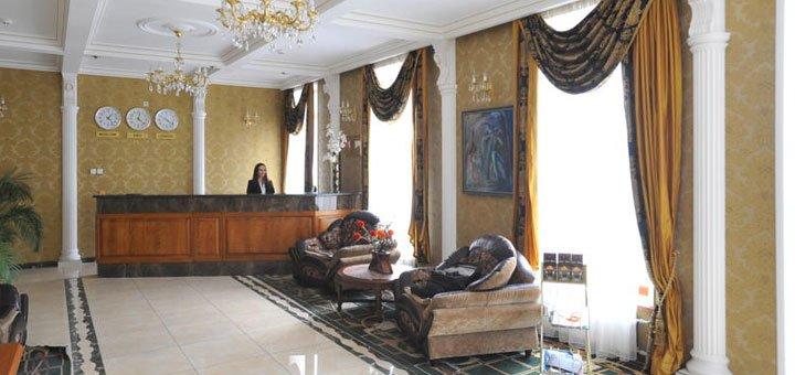 От 2 дней отдыха для двоих с посещением бассейна и сауны в SPA-отеле «Dodo» в Житомире