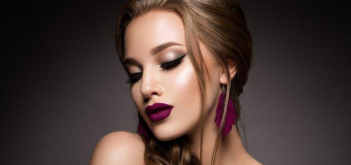 Дневной, вечерний или праздничный макияж от профессионального визажиста Ирины Костенко