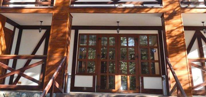 От 3 дней весеннего отдыха в отеле «Карпатська модрина» в Мигово
