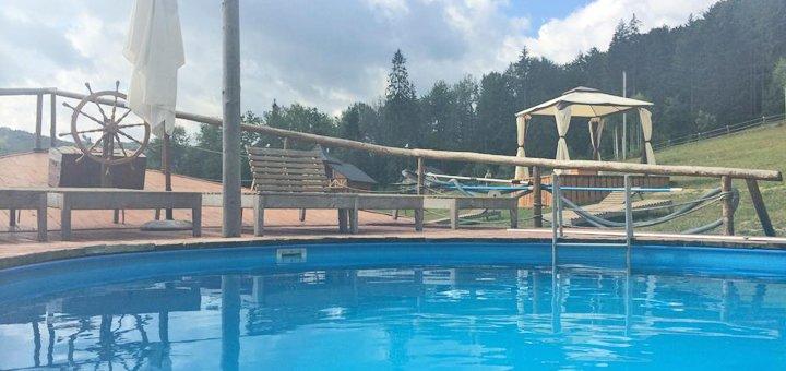 От 3 дней отдыха с завтраками и посещением сауны в дачной усадьбе «ПБ» в Мигово