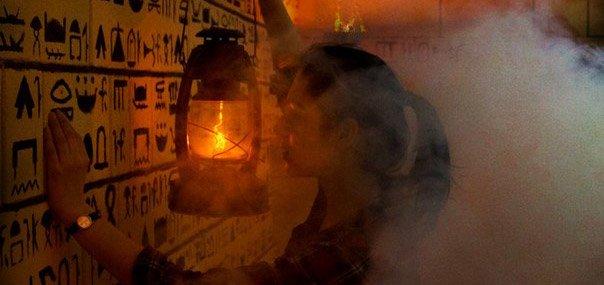 Скидка 30% на квест-комнату «Гробница фараона» от компании «Reset»
