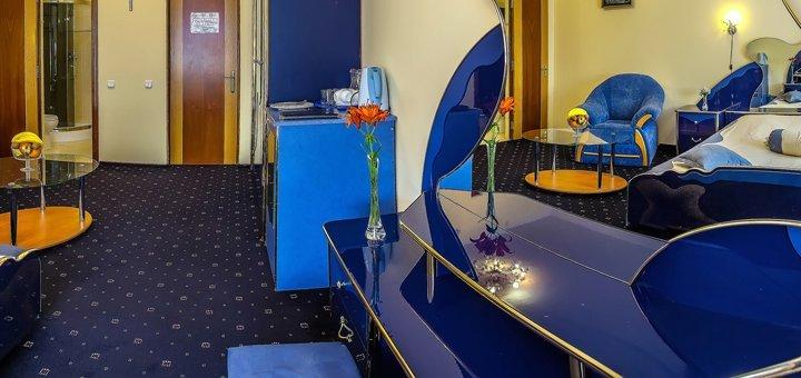 От 3 дней отдыха для двоих в SPA-отеле «Пятый океан» в Трускавце в 500 метрах от бювета