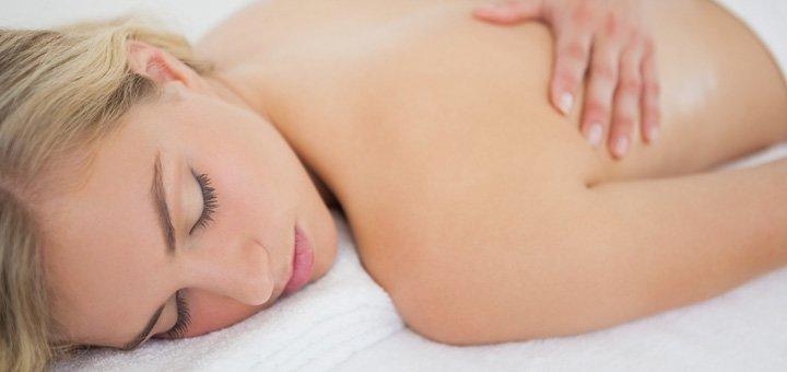 До 10 сеансов классического общего массажа в массажном кабинете Валентина Радченко